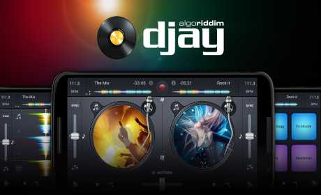 djay 2 Pro 2 3 6 Full Unlocked Patched Apk + Data for android