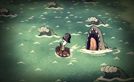 Don't Starve: Shipwrecked (Unreleased)