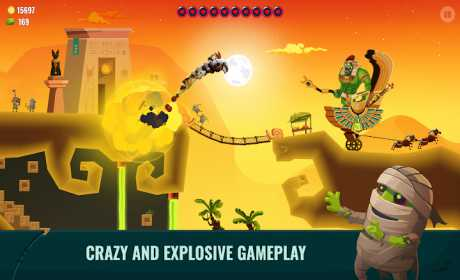 Dragon Hills 2 1 1 4 Apk + Mod (Unlimited Coins) android