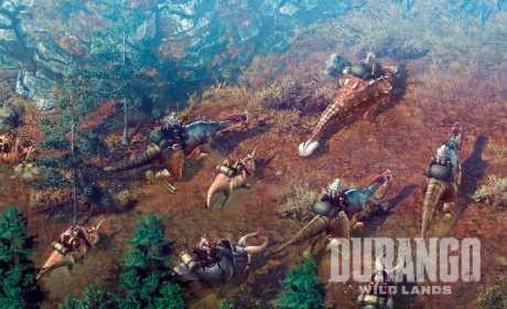 Durango: Wild Lands v2.13.0 Apk + Data Android