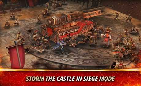 download game blade warrior mod apk terbaru