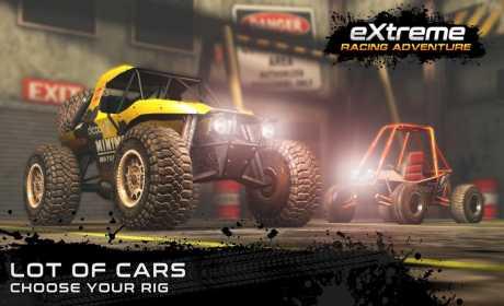 Extreme Racing Adventure (Unreleased)