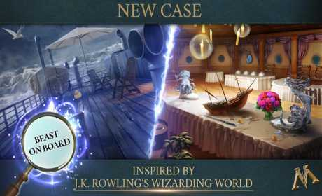 Fantastic Beasts™: Cases