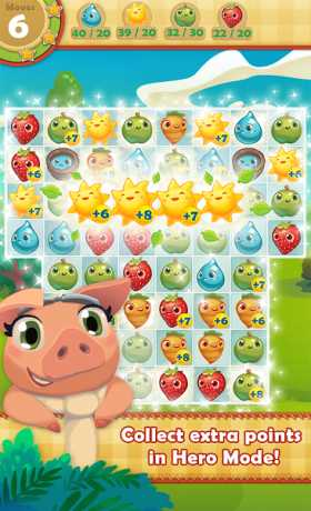 Farm Heroes Saga 5 23 4 APK + MOD lives/hero/Moves Android