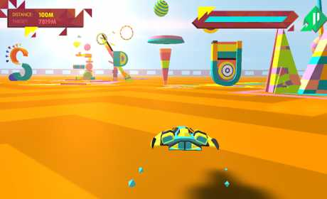 geometry race 1 - Download Geometry Dash World 1.03