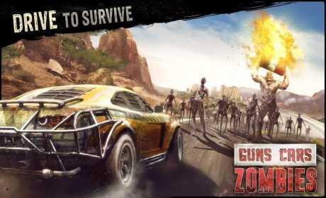 Guns, Cars, Zombies