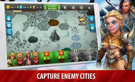 Hero Rush: Clan Wars
