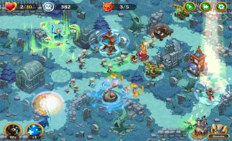 Holy TD: Epic Tower Defense
