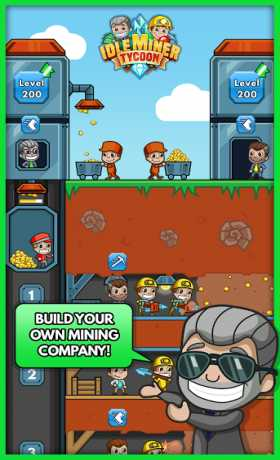 Idle Miner Tycoon 2 63 0 Apk + Mod High CASH Multiplier android