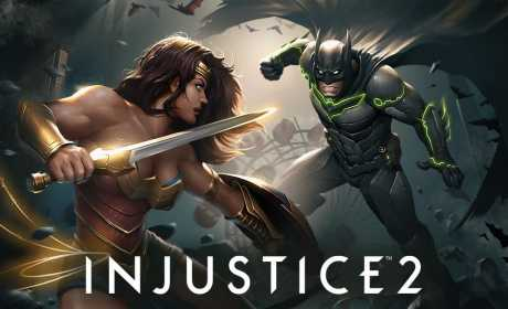 Injustice 2 3 1 0 Apk + Mod Immortal + MegaMod + Data android
