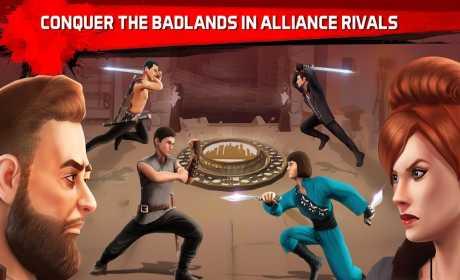 Into the Badlands Blade Battle (Unreleased)