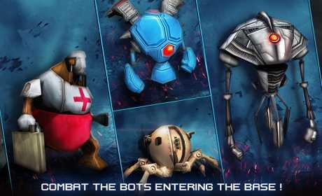 INTRUDERS: Robot Defense