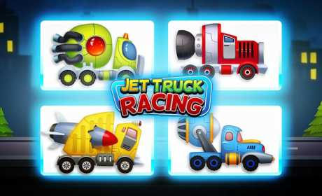 Jet Truck Racing: City Drag Championship