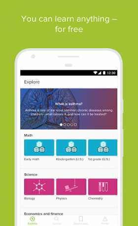 Khan Academy Apk Latest Version Android Download