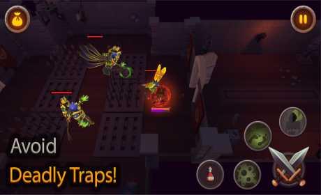 King of Raids: Magic Dungeons