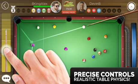 Kings Of Pool Online 8 Ball 1 25 5 Apk Mod Android