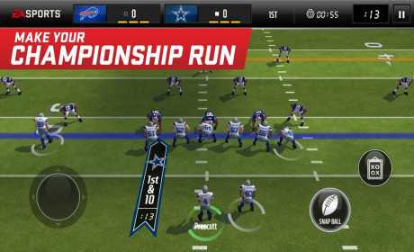 Madden NFL Mobile 4 3 4 APK + Offline Data for android download