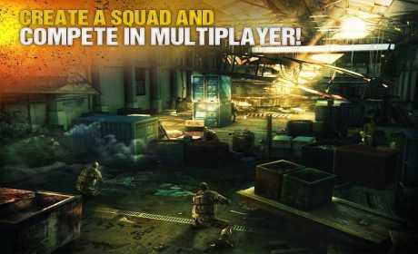 Modern Combat 5: eSports FPS Screenshots