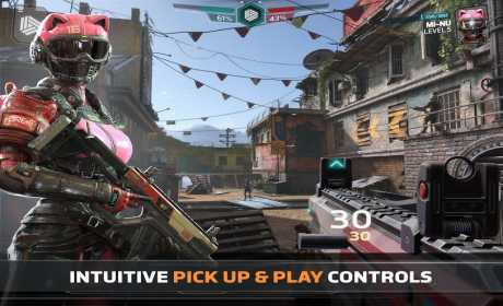 Modern Combat Versus: New Online Multiplayer FPS (Unreleased)