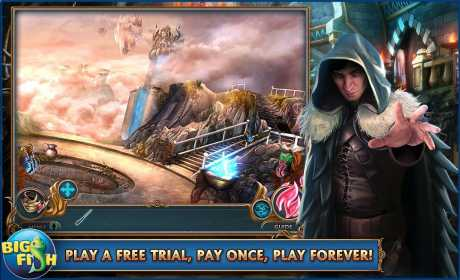 Nevertales: Legends - A Hidden Object Adventure