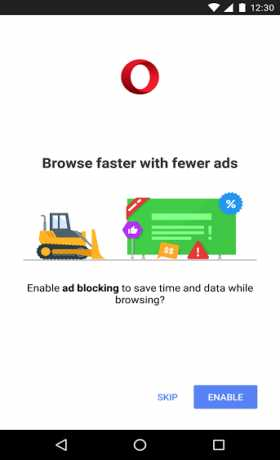 Opera Mini - fast web browser