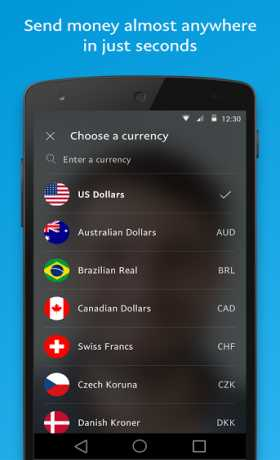 Paypal 7 37 1 Android
