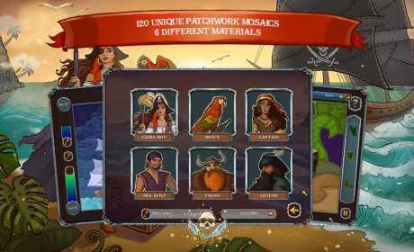 Pirate Mosaic Puzzle
