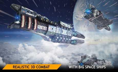 Planet Commander Online: Spaceship Galaxy Battles