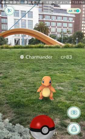 Pokémon GO 0.85