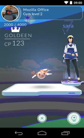 Pokémon GO 0.851 MOD APK