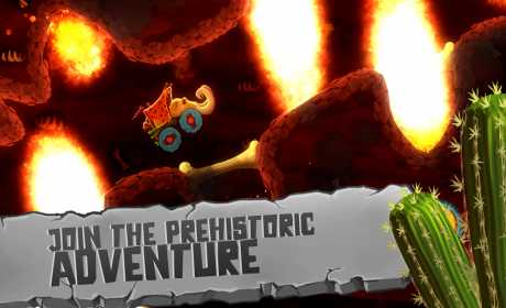 Prehistoric Run Racing