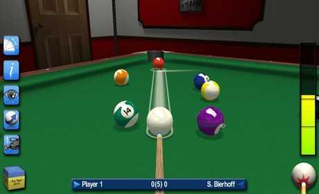تنزيل لعبة البلياردو لاجهزة الاندرويد Pro Pool 2017