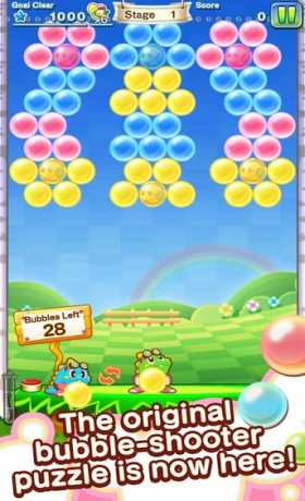 PUZZLE BOBBLE JOURNEY 1.0.1 Apk + Mod (Coins / Live / Unlocked) + MegaMod for android