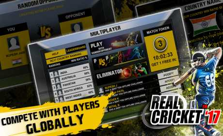 Real Cricket 17 2 7 4 Mod Apk + Data v2 7 3 android
