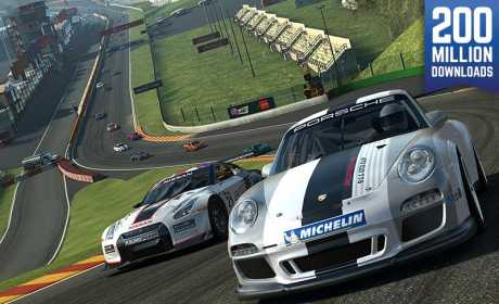Real Racing 3 Mod Money + APK + Data 5.5.0 (All GPU) Terbaru