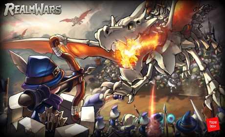 Realm Wars (Unreleased)