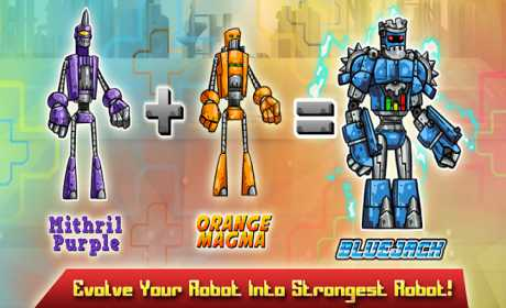 Robot Evolved : Clash Mobile (Unreleased)