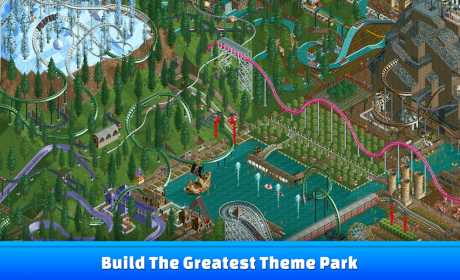 RollerCoaster Tycoon Classic 1 0 0 1903060 Apk + Mod + Data
