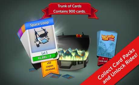 RollerCoaster Tycoon Touch 3 1 1 Apk + Mod Hard/Soft/Heart + Data