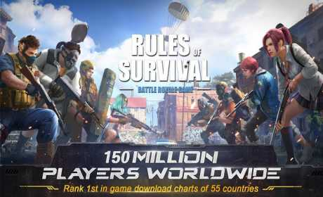 RULES OF SURVIVAL Full  APK