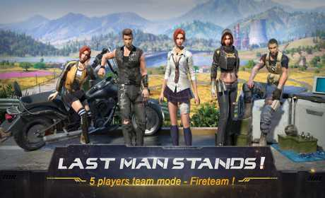 RULES OF SURVIVAL Full  mod apk