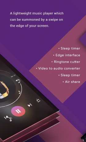 S8 Edge Music Player v5 0 3 Apk android
