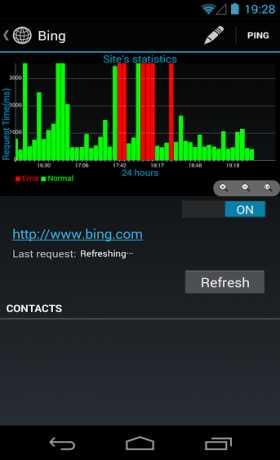 Server & Website Monitor Pro