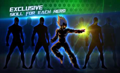Shadow Fight Battle: Heroes Of Legends