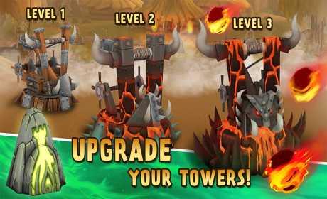 Skull Towers - Castle Defense