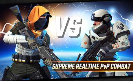 Sniper Strike : Special Ops 4 501 Apk + Mod (Equipments) +