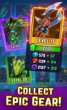 Spellblade: Match-3 Puzzle RPG