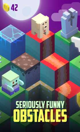 Spooky Hill: Fast-paced game