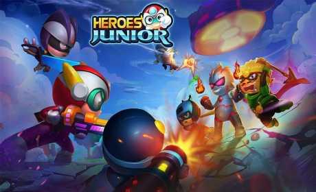 SuperHero Junior