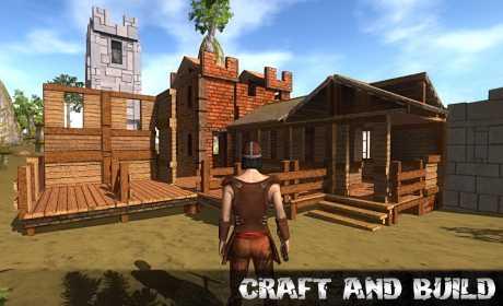 survival island evolve pro apk unlimited money